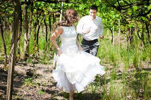 Casamento entre os parreiras