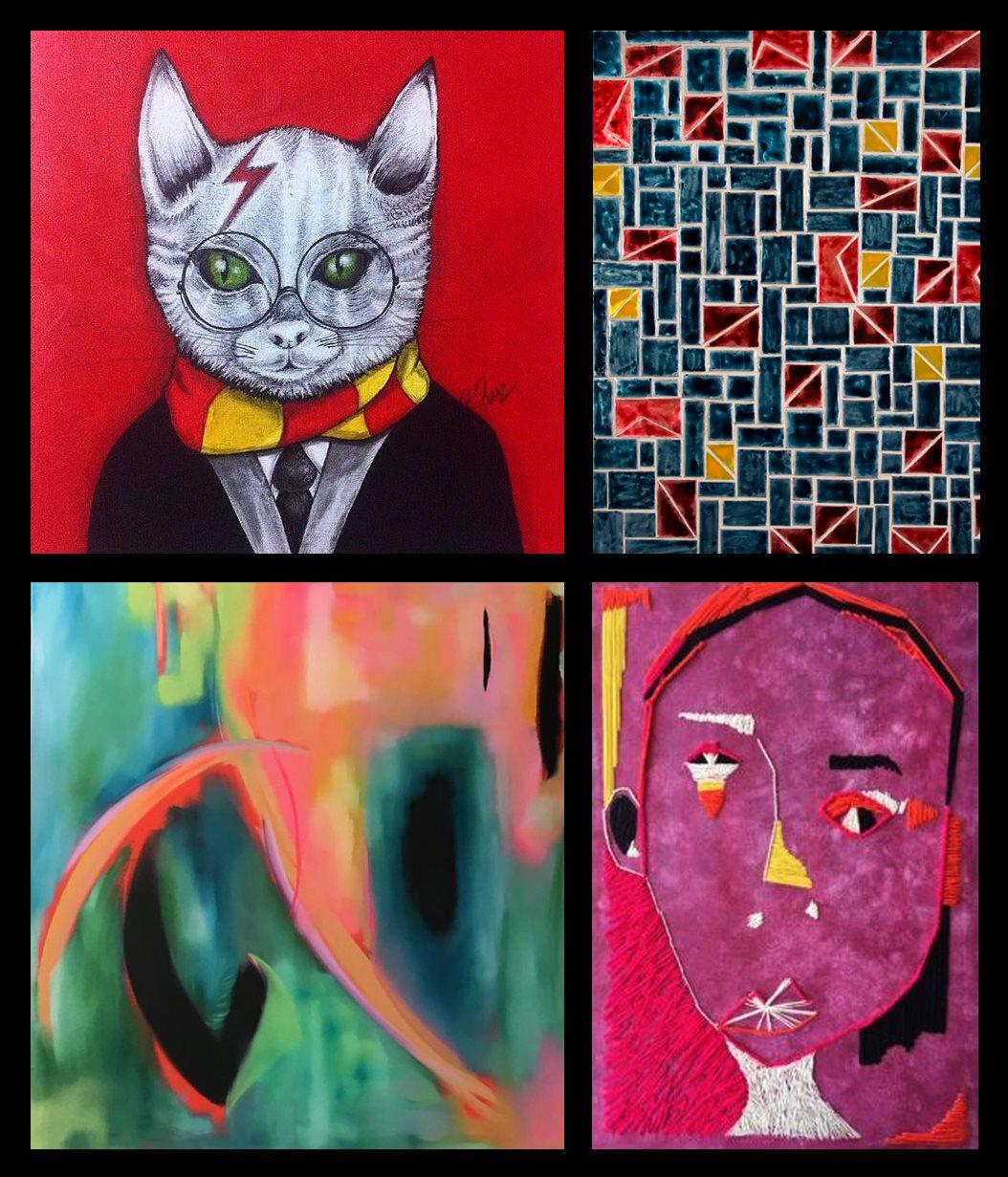 Amado Conheça os destaques nacionais da arte contemporânea YB93