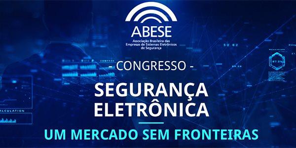 No dia 11 de dezembro, a Associação Brasileira das Empresas de Sistemas  Eletrônicos convida para mais uma edição de seu principal debate, o  Congresso ABESE. 29b67f5036