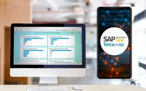 ERP sap business one para telecom