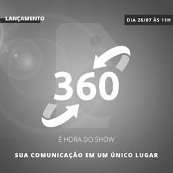 Live: Lançamento do Comunique-se 360