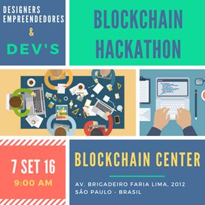 Chamada para o Hackathon