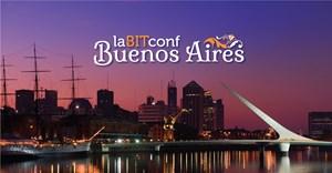 Banner da Conferência Latino Americana de Bitcoins