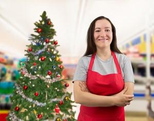 Mão de Obra Temporária para o Natal - Contratação de Vendedores
