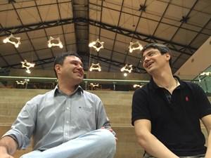 Helyson Velasco e Felipe Broering - Fundadores da Healfies