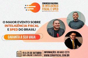Participe do ConaFiscal!