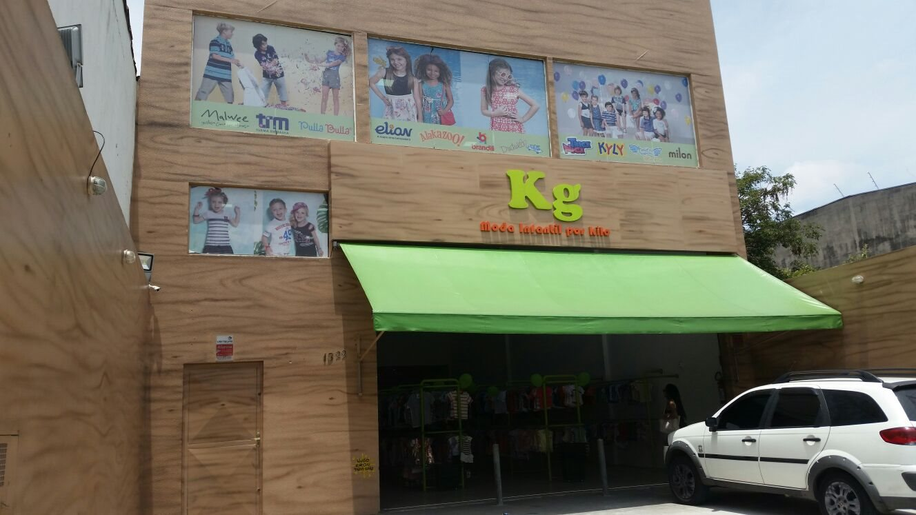 fd78bee1b7682 Loja de roupas infantis inova com sistema de venda por kilo e ...