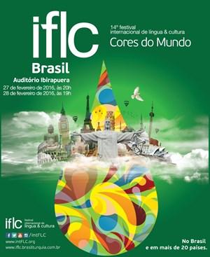 IFLC - 14º Festival Internacional Língua & Cultura