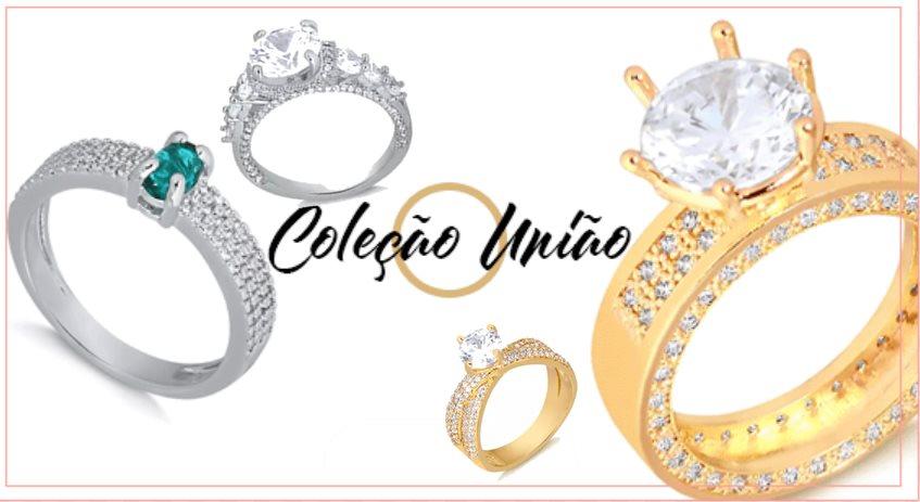 Francisca Joias Contemporâneas, loja especializada em venda de joias  online, lança coleção União, com opções de joias de compromisso. cb0e58f6be