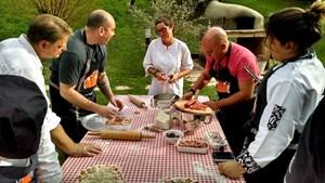 Destino Cozinha leva chefs brasileiros para conhecerem uma culinaria diferente na Itália