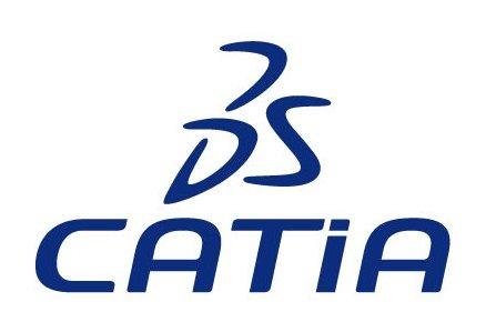 Curiosidades sobre catia v5 software para impresso 3d logo do software catia v5 em azul marinho logo dassault systmes logo emcima sciox Images