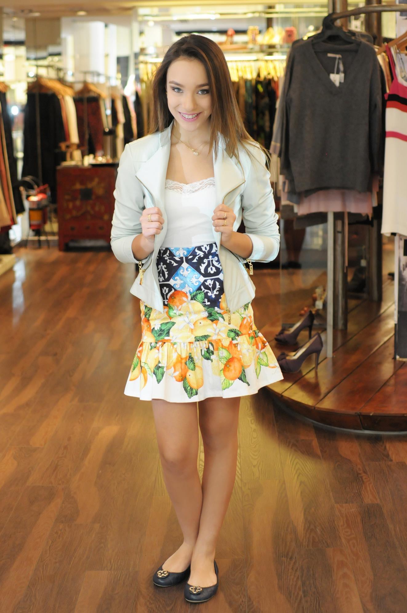 Blogueira teen, Valentina Magalhães, faz sucesso no mundo das bloggers 25336ac547