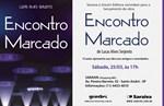 Encontro Marcado, nova publicação da editora Giostri, tem evento de lançamento organizado na cidade de Santo André