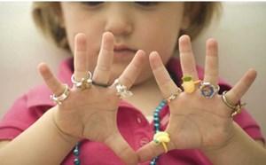 bijuteria para criança-Reidobrinco