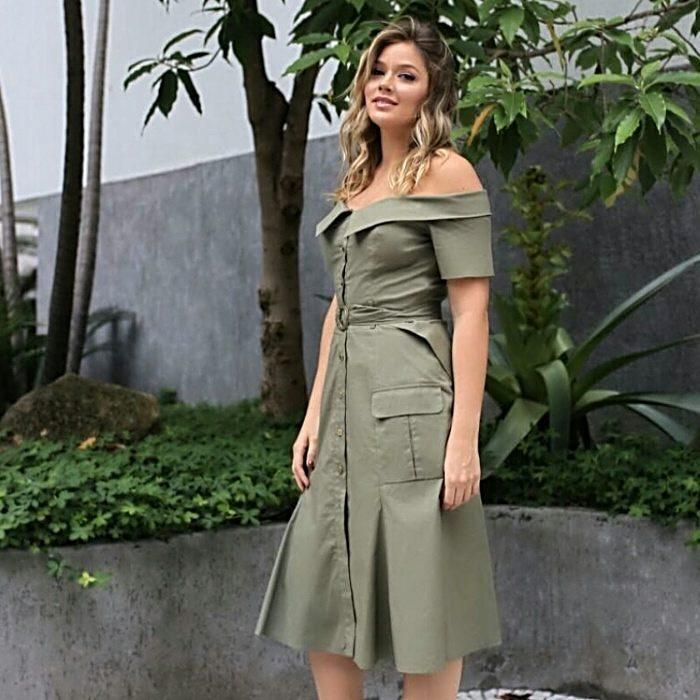 be6257ee2 O shop online Amissima já disponibiliza as roupas femininas da coleção primavera  verão 2018. Referência em moda feminina e conectada à essência da mulher